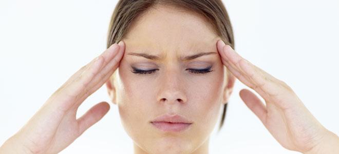 Dolor de cabeza frontal remedios
