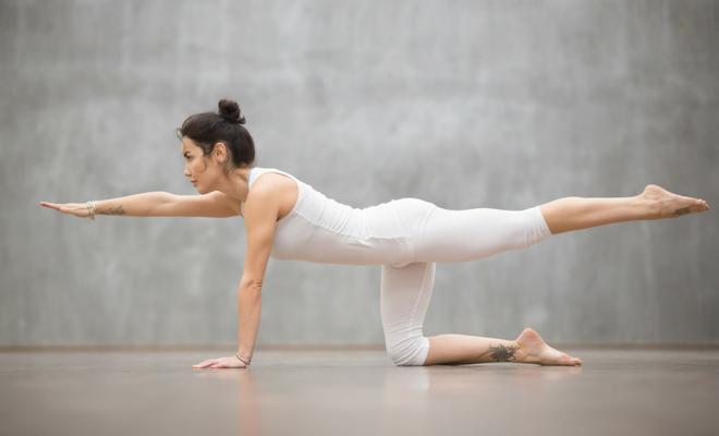 El ejercicio es saludable para la espalda