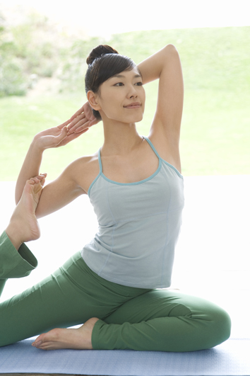 Diarrea por nervios yoga