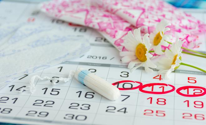 formas de retrasar la menstruacion