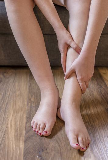 Dolor que baja por la pierna