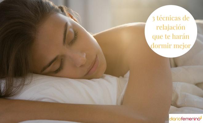 3 t cnicas de relajaci n que te har n dormir mejor - Relajacion para dormir bien ...