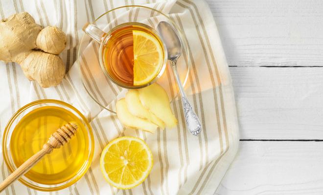 Infusion de canela limon y miel para adelgazar