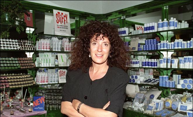 Anita Roddick frases empoderadas