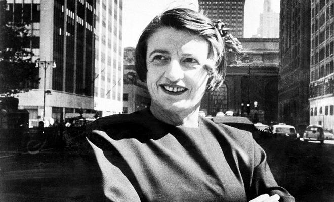 Ayn Rand y frases mujeres empoderadas